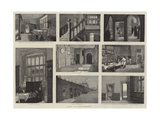 Old Charterhouse Giclee Print