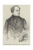 The Solicitor-General, Sir Fitzroy Kelly Lámina giclée