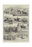 Polo in India Giclee Print