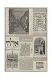 Historic Books Giclée-tryk