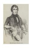 Sir Edward Sugden Lámina giclée