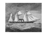 The CSS Florida Stampa giclée