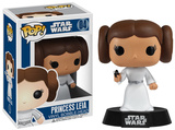 Star Wars - Princess Leia POP Figure Leke
