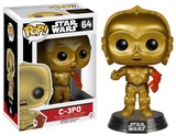 Star Wars: EP7 - C3PO POP Figure Leke