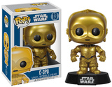 Star Wars - C3PO POP Figure Brinquedo
