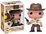 Walking Dead - Rick Grimes POP TV Figure Legetøj