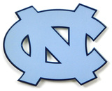 North Carolina Tar Heels Steel Magnet Magnet