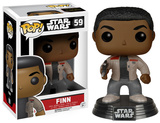 Star Wars: EP7 - Finn POP Figure Leke
