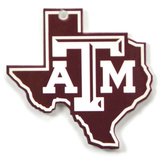 Texas A&M Aggies Steel Magnet Magnet