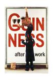 Guinness after Work, 1961 Impressão giclée