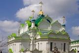The Orthodox Sv Ekaterininskaya Church, Feodosia, Crimea, Ukraine Photographic Print