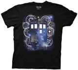 Doctor Who- Tardis Space Tech T-Shirt