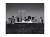 World Financial Center Cunard Line Reproduction photographique par Henri Silberman