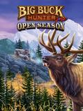 Big Buck Pro Open Season Cabinet Art with Logo Decalcomania da muro di John Youssi
