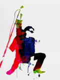 Bono Watercolor Signe en plastique rigide par Lora Feldman