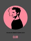 Club Poster 1 Placa de plástico por Anna Malkin