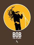 Bob Plastikschild von David Brodsky