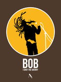 Bob Plastic Sign by David Brodsky