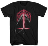 Star Wars The Force Awakens- Kylo Ren En Garde Camisetas