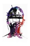 Ultraviolet Poster von Alex Cherry