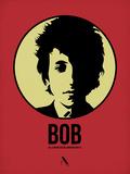 Bob 1 Plastikschild von Aron Stein