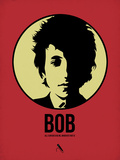 Bob 1 Plastic Sign by Aron Stein