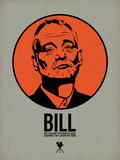 Bill 2 Placa de plástico por Aron Stein