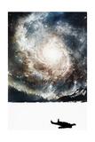 Enter the Void Kunstdrucke von Alex Cherry