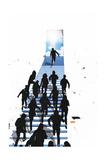 Stairway to Heaven Plakater af Alex Cherry