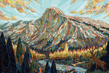 Technicolor Art by  HR-FM