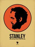 Stanley 2 プラスチックサイン : Aron Stein