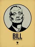 Bill 1 Placa de plástico por Aron Stein
