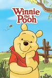 Winnie The Pooh (Pooh) Plakater