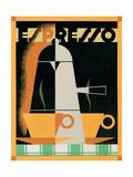 Espresso Posters af Brian James