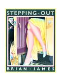Stepataan pois Julisteet tekijänä Brian James