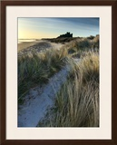 Bamburgh Dunes Framed Photographic Print by Doug Chinnery