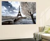 Another Look at Paris Mural por Philippe Hugonnard