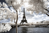 Another Look at Paris Premium-Fotodruck von Philippe Hugonnard