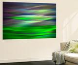 The Green Land Seinämaalaus tekijänä Marco Carmassi