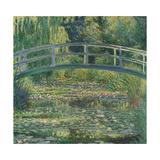 Waterlily Pond, 1899 Giclée-Druck von Claude Monet