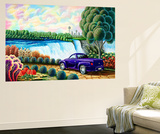 Power Wall Mural by Andy Russell