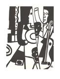Jazz Plakater av Fernand Leger