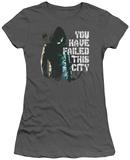 Juniors: Arrow - You Have Failed T-shirts