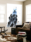 Stairway to Heaven Wall Mural by Alex Cherry