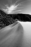 A Sand Dune Ridge Near Palm Springs Photographic Print by Ben Horton