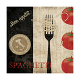 Big Night Out - Spaghetti Poster af Piper Ballantyne