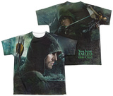 Youth: Arrow - Hero (Front - Back Print) T-shirts