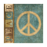 Peace Inspiration Poster von Piper Ballantyne