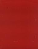 Leo Castelli- Wallpiece Stampa da collezione di Robert Barry