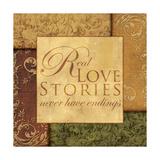 Real Love Stories Posters av Piper Ballantyne
